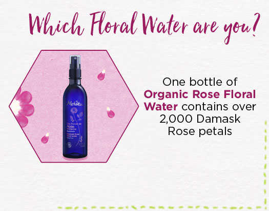 Find the best Floral water for your skin