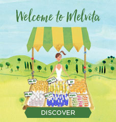 Welcome to Melvita your organic journey starts here