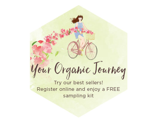 Try Our Best Sellers! Register For Your Free Sampling Kit.