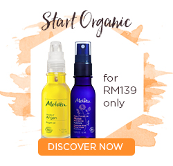 Start Organic Set for RM139 only