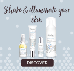 Shake and illuminate your skin with Nectar Blanc