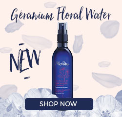 NEW Geranium Floral Water=