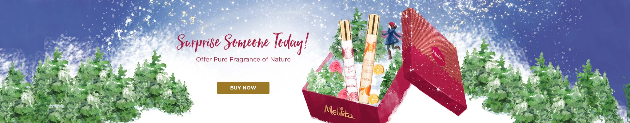 Surprise Someone Today! | Offer Pure Fragrance of Nature